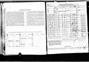 1850-1885 U S Federal Census Mortality Schedules