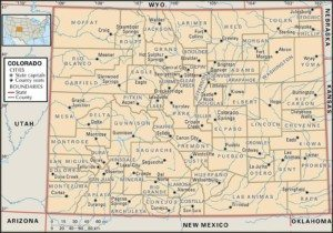 Map Of Colorado Counties Historical Facts of Colorado Counties Guide Map Of Colorado Counties