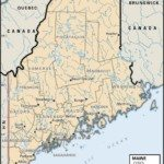 Maine Counties