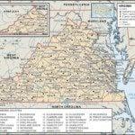 Virginia Counties