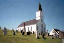 Cemetery and Church Records
