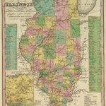1836 Illinois Map