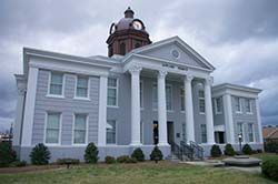 Appling County, Georgia Courthouse