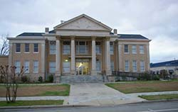 Ben Hill County, Georgia Courthouse