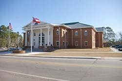 Berrien County, Georgia Courthouse