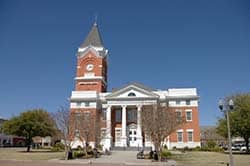 Bulloch County, Georgia Courthouse