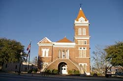 Burke County, Georgia Courthouse