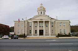 Chattooga County, Georgia Courthouse