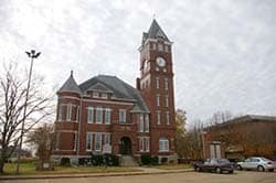 Clark County, Arkansas Courthouse