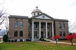Cleburne County, Arkansas Courthouse