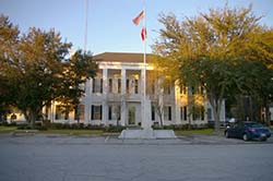 Clinch County, Georgia Courthouse