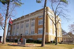 Conway County, Arkansas Courthouse