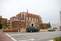 Craighead County, Arkansas Courthouse in Jonesboro