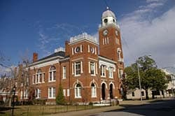 Decatur County, Georgia Courthouse