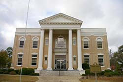 Dodge County, Georgia Courthouse