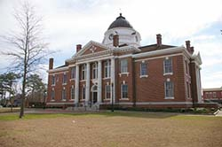 Early County, Georgia Courthouse