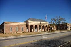 Emanuel County, Georgia Courthouse