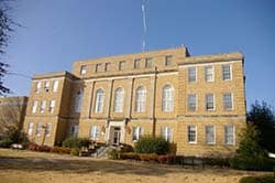 Faulkner County, Arkansas Courthouse