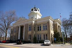 Franklin County, Georgia Courthouse