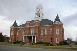 Macon County, Georgia Courthouse