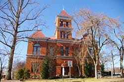 Madison County, Georgia Courthouse