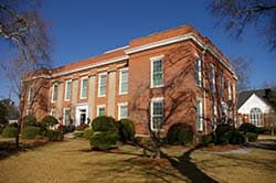 McDuffie County, Georgia Courthouse