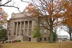 Mississippi County, Arkansas Courthouse in Osceola