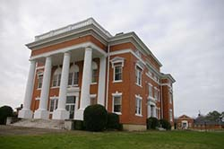 Murray County, Georgia Courthouse