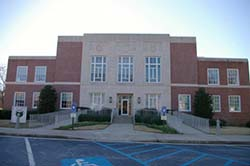 Oconee County, Georgia Courthouse