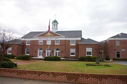 Peach County, Georgia Courthouse