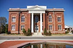 Pierce County, Georgia Courthouse