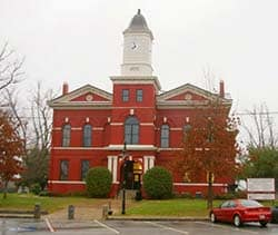 Pike County, Georgia Courthouse