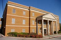 Rockdale County, Georgia Courthouse