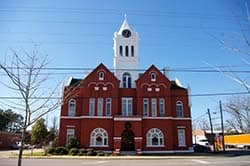 Schley County, Georgia Courthouse