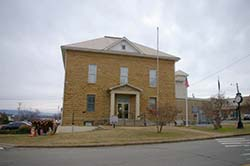 Searcy County, Arkansas Courthouse