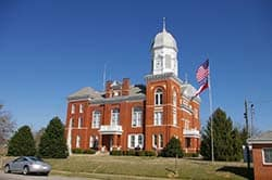 Taliaferro County, Georgia Courthouse