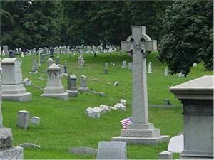 U.S. Cemetery Records Research Guide